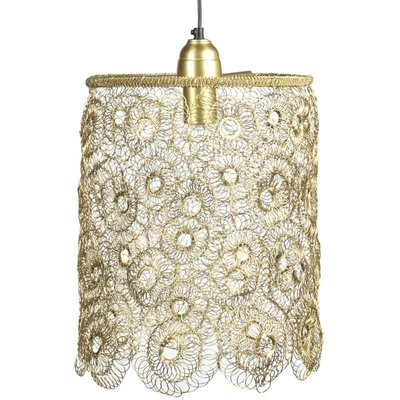 Sunflower Taklampe IL010236 - Messing