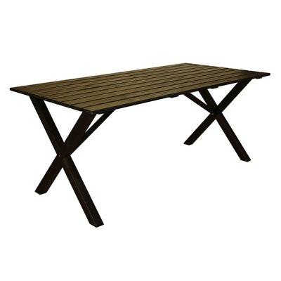 Spisebord Scottsdale 170 cm - Sort