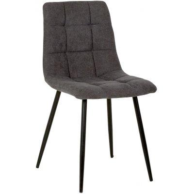 Eksjö stol - Grå stoff