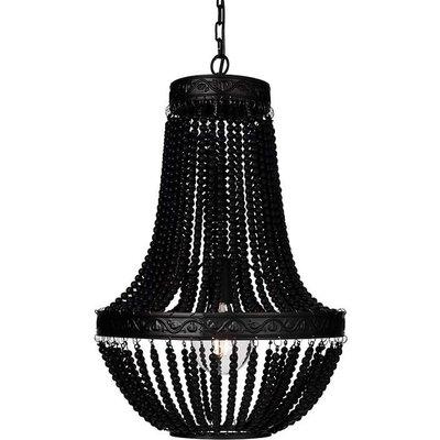 Kulelampe Pherlig taklampe - Svart (plastkuler)