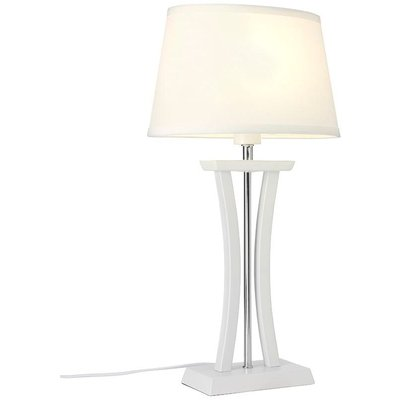 New Chelsea bordlampe - Hvit