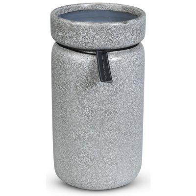 Vase Trend H30 cm - Grå