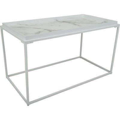 Hilliard sofabord - Hvit