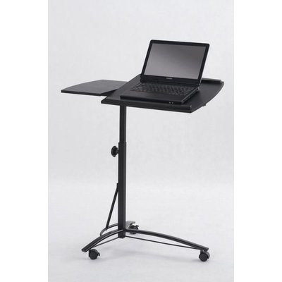 Hector bord til bærbar PC - svart