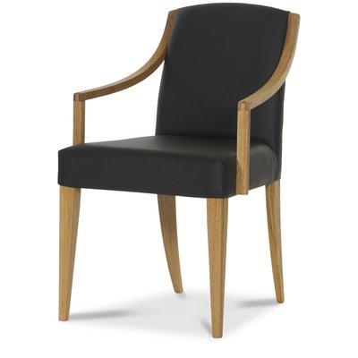 Iris karmstol - Valgfri farge på trekk og stamme!