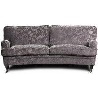 Howard Sir William buet sofa (Dun) - Mobus Silver Floral