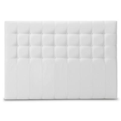 Dream 600 Senggavl 180 cm - Hvitt kunstskinn