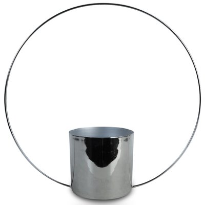 Krukke bågen H60 cm - Krom
