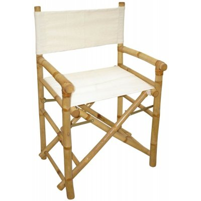 Regissørstol - Bambus