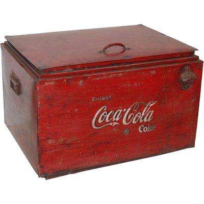 Coca Cola Koffert - Vintage (M)