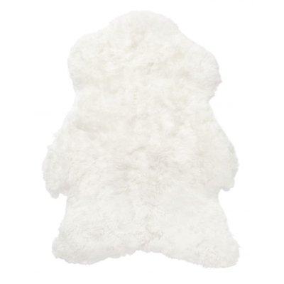 Nelly økologisk lammeskinn - Hvit