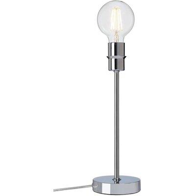 Converto bordlampe - Krom