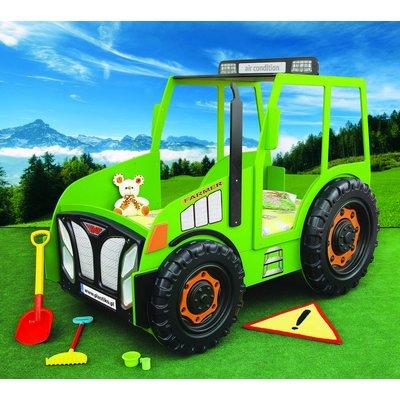 Traktor barneseng - Valgfri farge!