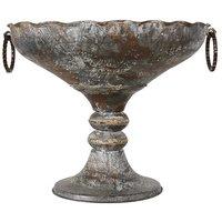 Fenix pynteskål Large - Galvanisert metall