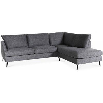 Weekday sofa med åpen ende høyre - Grå (stoff)