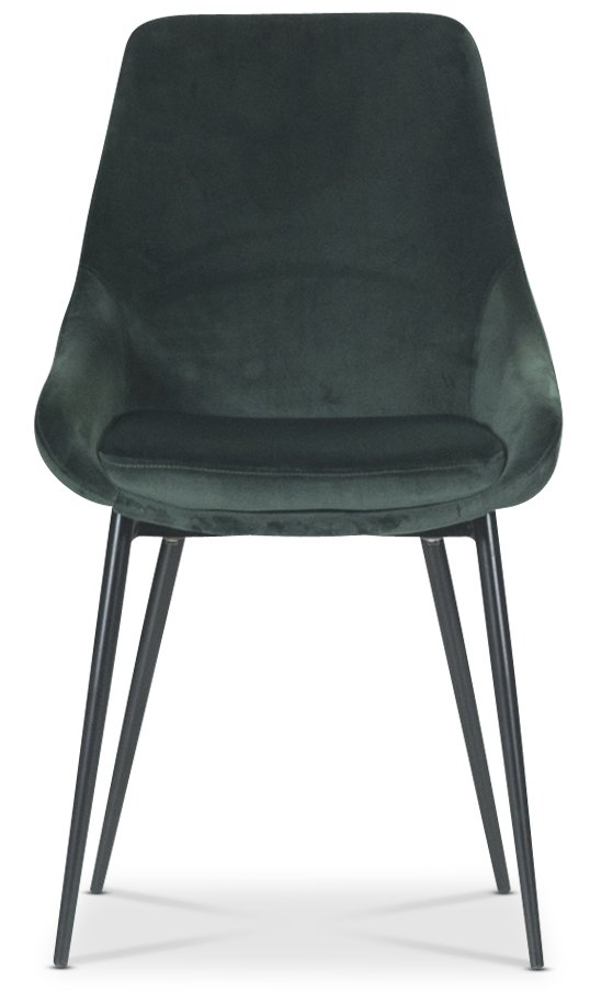 Theo stol Grønn fløyel 949 NOK Trendrom.no