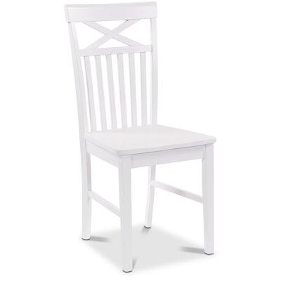 Sander stol - Hvit