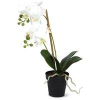 Kunstig plante - Orkidè H60 cm
