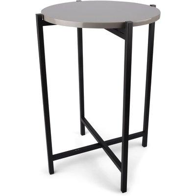 Brettbord Björkman - Grå/svart