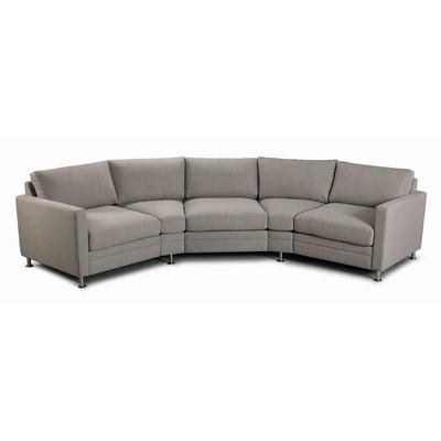 Moderne Living sofa Hjørnesofa - Valgfri farge!