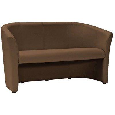 Charity 3-seters sofa - Lysebrun