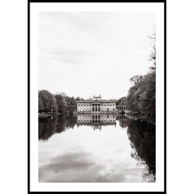ŁAZIENKI PARK WARSZAWA - Plakat 50x70 cm