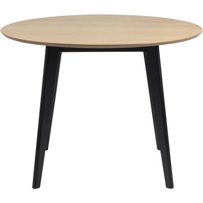 Roxby spisebord - Eik/svart