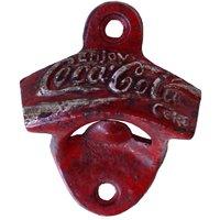 Coca Cola - vegghengt flaskeåpner
