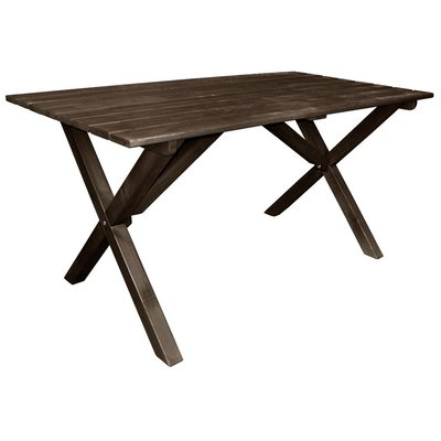 Spisebord Scottsdale 150 cm - Svart