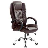 Bojan kontorstol - Mørkbrun