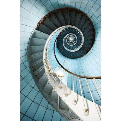 Glassbilde Stairs nr 2 - 120x80 cm