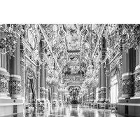 Glassbilde Palace - 120x80 cm