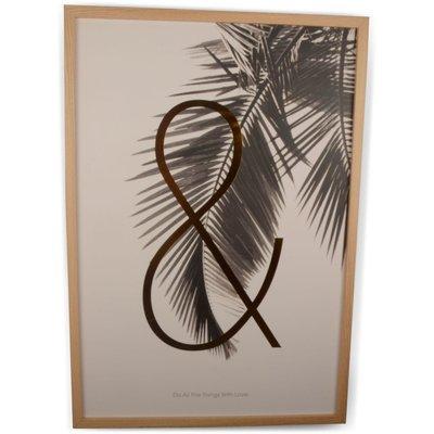 Canvas maleri Ampersand