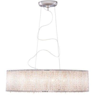 Avenue taklampe - Krom/krystall