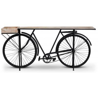 Cykel Barbord - Svart/mango