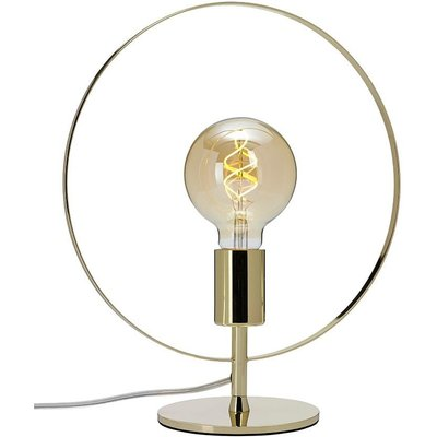 Spartan Ringo bordlampe - Messing