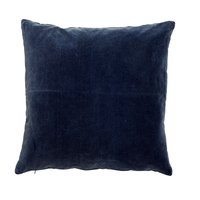 Aletta putetrekk 50x50 cm - Mørk blå