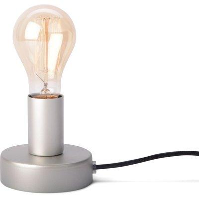 Lampefot Madeley - Sølv