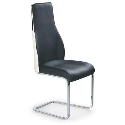 Nina stol - svart-hvit