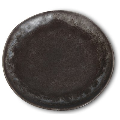 Keramikk asjetter 4 stk i et sett - Grå