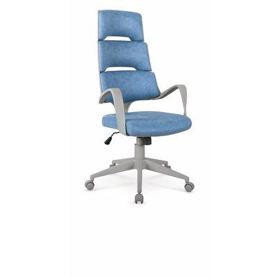 Jarrod kontorstol - Grå/blå