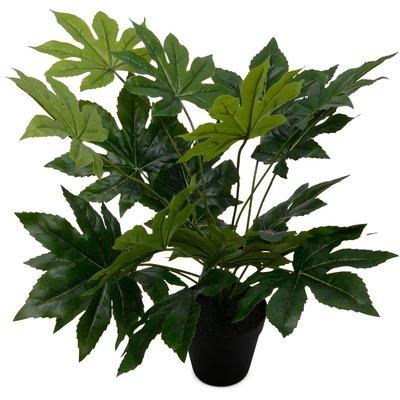 Kunstplante - Papaya 50 cm