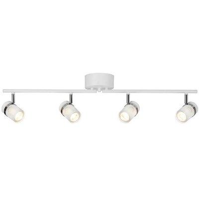 Network spotlight - Hvit/krom