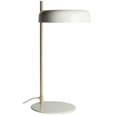 Mario Bordlampe AN010310 - Hvit / Messing