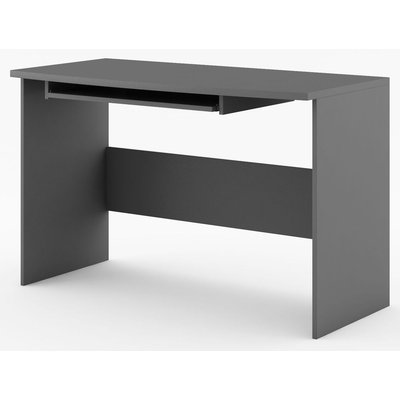 Deena skrivebord - Grafitt/eik